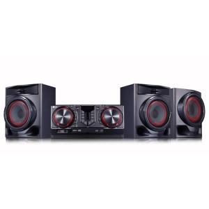 LG Music App  CJ45 720W Mini HI-FI System